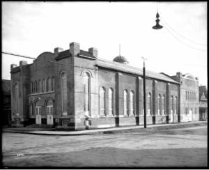Development of Synagogues in BC