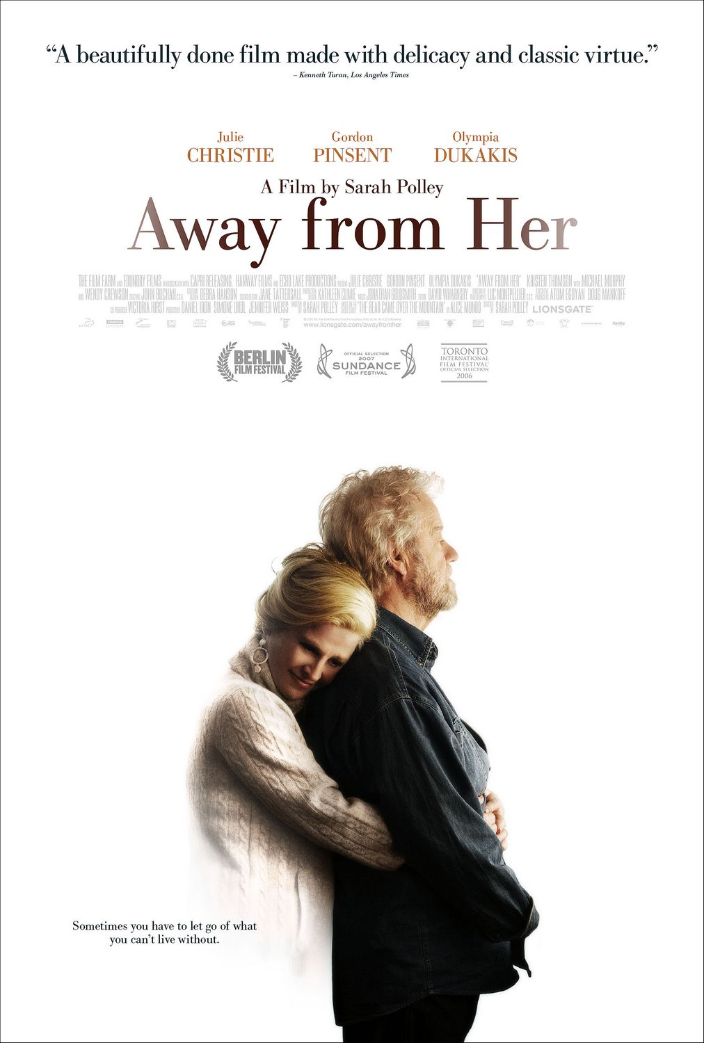 Movies about aging