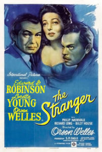 "VJFC: ""The Stranger"" Last Tuesday of the Month Movie @ Peretz Centre 