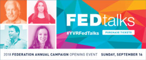 Jewish Federation: FEDtalks @ Vancouver Playhouse | Vancouver | British Columbia | Canada