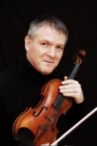 Violinist Peter Fisher in Concert @ JEWISH COMMUNITY CENTRE